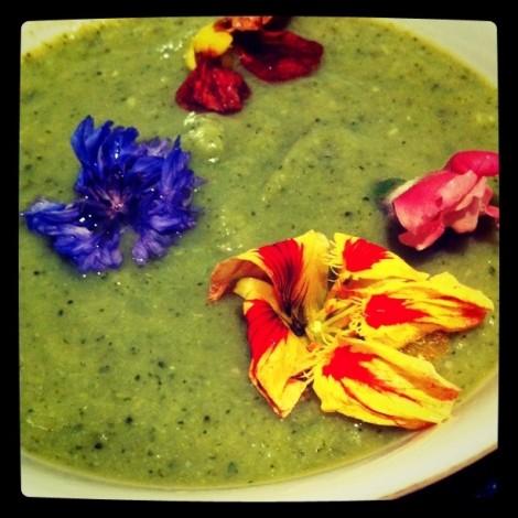 My verdict on edible flowers:...