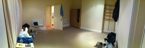 Farewell house.