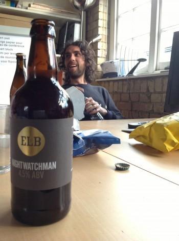 """This week's surprise beer #2 """"NIGHT..."""